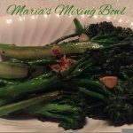 Sauteed Garlic Broccolini
