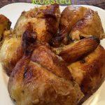 Citrus Roasted Chicken