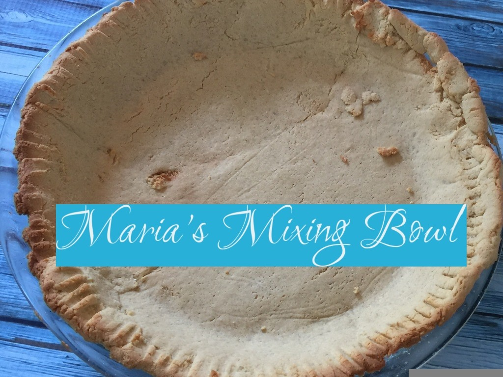 Low  Carb All Purpose Pie Crust