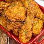 KFC COPYCAT FRIED CHICKEN!!!