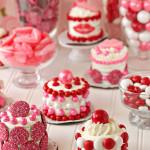 EASY  NO-BAKE MINI COOKIE CAKES