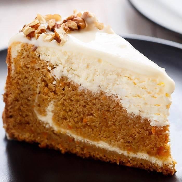 M S Pork Pie Cake