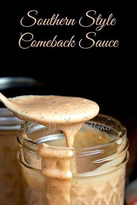 SOUTHERN STYLE COMEBACK SAUCE