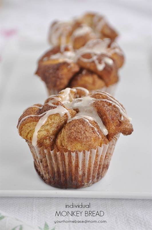 INDIVIDUAL MONKEY BREAD
