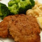 Perfect Pork Schnitzel