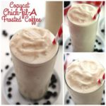 COPYCAT CHICK -FIL-A FROSTED COFFEE