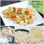MEXICAN CHICKEN ALFREDO PASTA