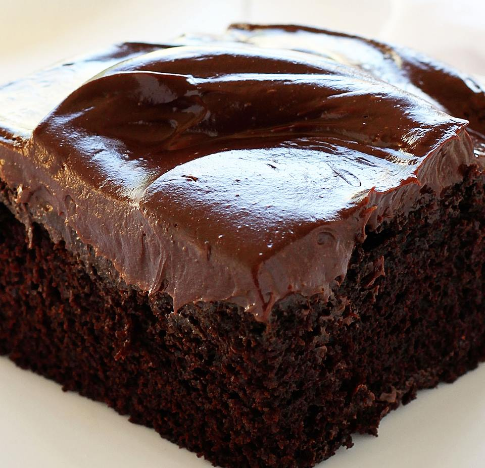 Cravings For Chocolate Cake