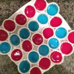 EASY PEASY JELLO SHOTS