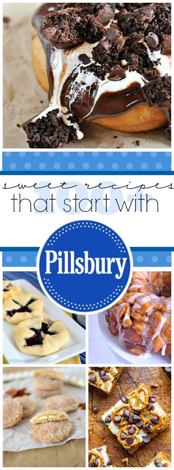 100 PILLSBURY RECIPES