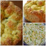 Jalapeno Cheddar Pull Apart Bread