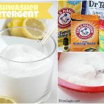 DIY DISHWASHER DETERGENT