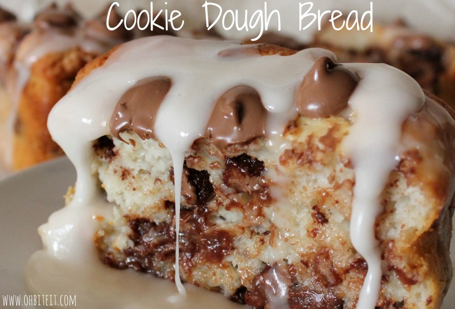 COOKIE DOUGH BREAD