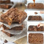 WORLDS BEST CARAMEL BROWNIES