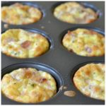 CHEESY HASHBROWN EGG CUPS
