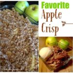 FAVORITE APPLE CRISP