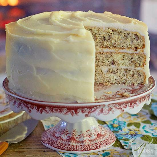 Thanksgiving Day Cakes Recipes