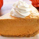 Cheesecake Factory Pumpkin Cheesecake ~ Copycat