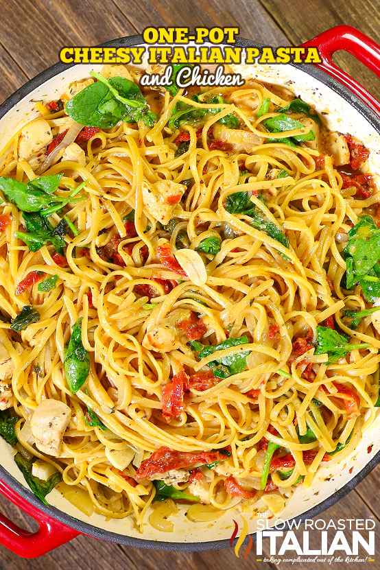 One Pot Cheese Italian Pasta With Chicken Maria S Watermelon Wallpaper Rainbow Find Free HD for Desktop [freshlhys.tk]