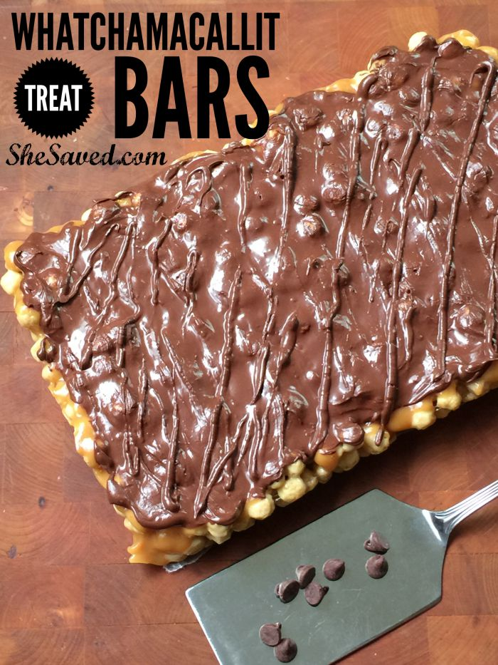 Copy Whatchamacallit Candy Bar