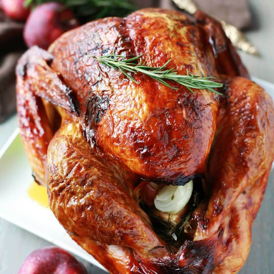 HOW TO COOK THE PERFECT TURKEY