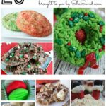 25 HOLIDAY TREATS PERFECT FOR PARTIES OR GIFTS