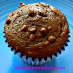 Gooey Chocolate Cherry Cupcakes