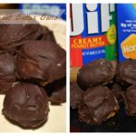 SIMPLE PEANUT BUTTER BALLS
