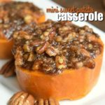 MINI SWEET POTATO CASSEROLE