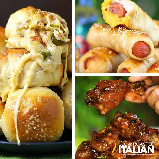 TOP 10 BEST APPETIZERS