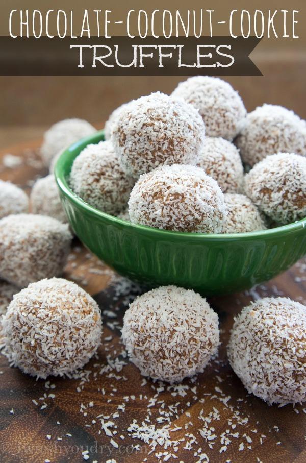 chocolate-coconut-cookie-truffles