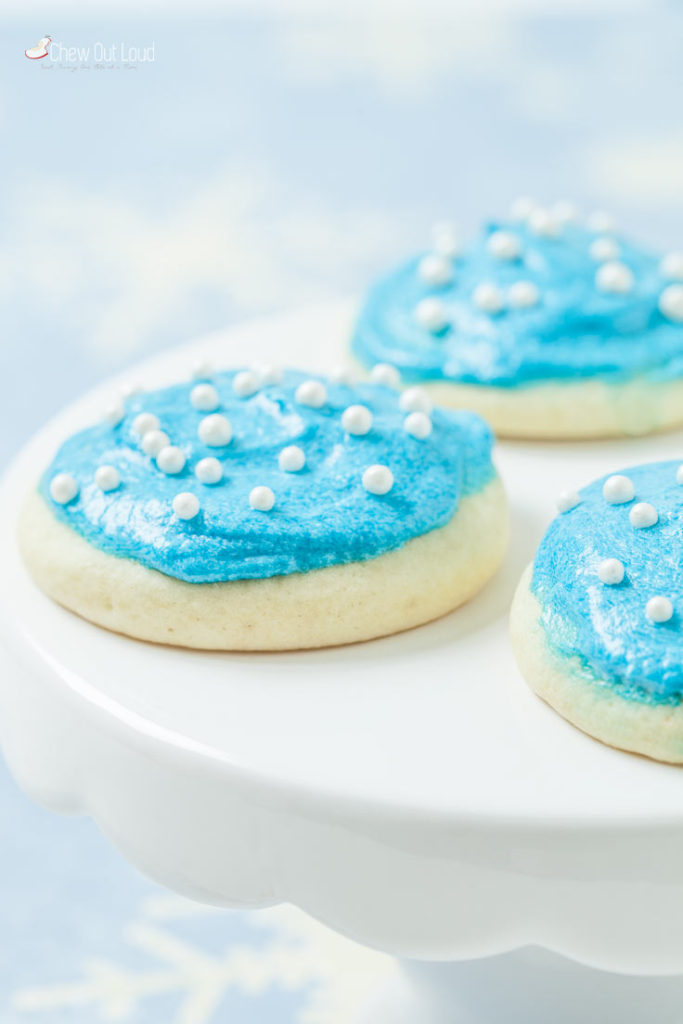 BEST BIG SOFT SUGAR COOKIES