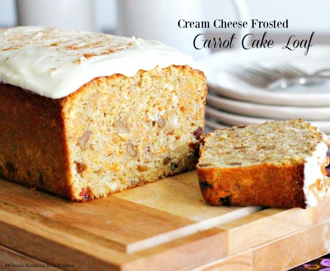 Cream Cheese Frosted Carrot Cake