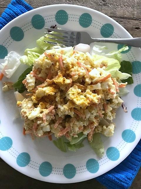 Sweet Southern Egg Salad