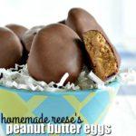 Homemade Reeses Peanut Butter Eggs