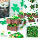 BAILEYS IRISH CREAM CHOCOLATE FUDGE