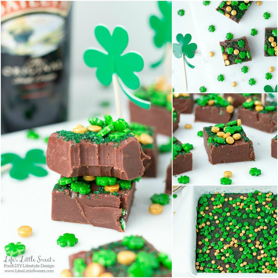 BAILEYS IRISH CREAM CHOCOLATE FUDGE