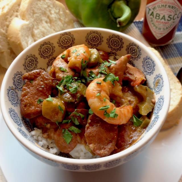 Gumbo Ya Ya With Shrimp Recipe – Stovetop & Slow Cooker Instructions