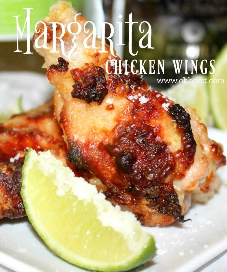 Margartia Chicken Wings