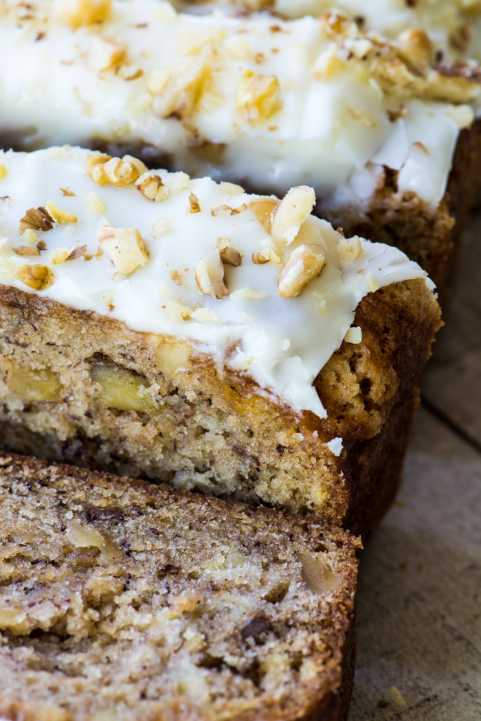 ️BETTER THAN STARBUCKS BANANA WALNUT BREAD