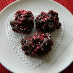 DARK CHOCOLATE CRUNCH CANDIES