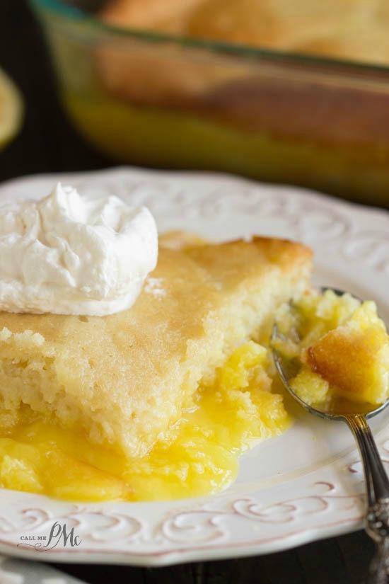 Lemon Curd Lava Cake Recipes
