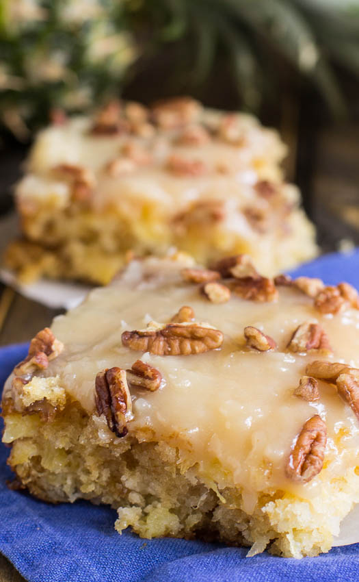Crushed Pineapple Coconut Cake Icing