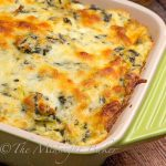 Hot Spinach Dip Chicken Casserole
