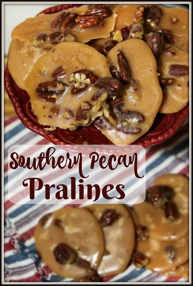 Southern Pecan Pralines