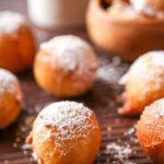 Italian Doughnut Holes