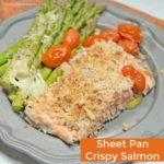 Sheet Pan Crisp Salmon