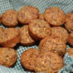 5 Ingredient Pecan Pie Mini Muffins