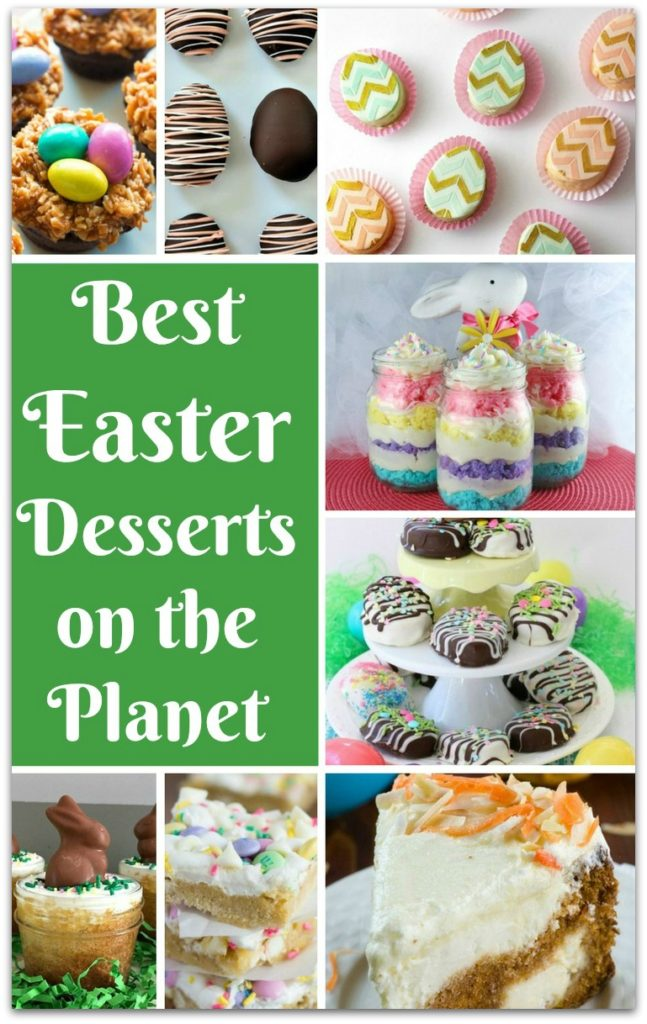 20 Best Easter Desserts On the Planet