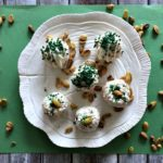 St. Patrick's Day Pistachio Marshmallow Crunch Balls